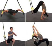 TRX Suspension training is here!