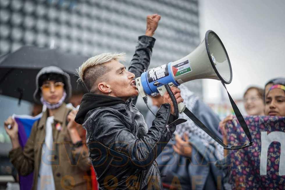 Foto door Oscar Brak Fotografie - Utrecht Pride Protest