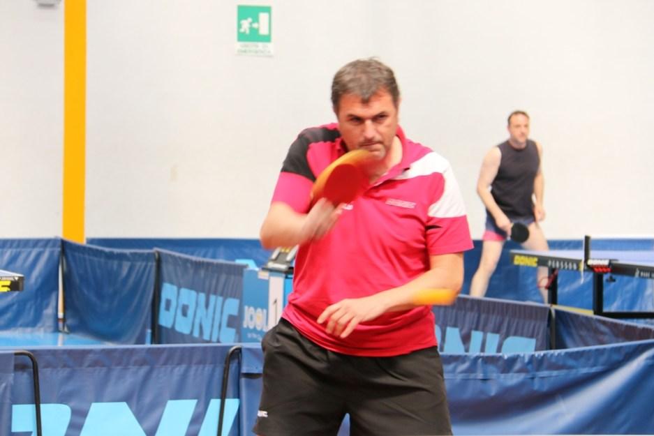 Samuel Paganotto ha ripreso a giocare (Foto Gianluca Piu)