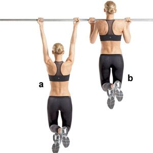 building muscles with calisthenics