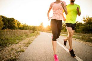 increase stamina by jogging