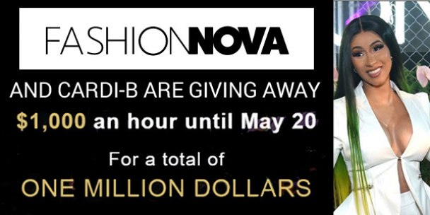 fashion nova cares