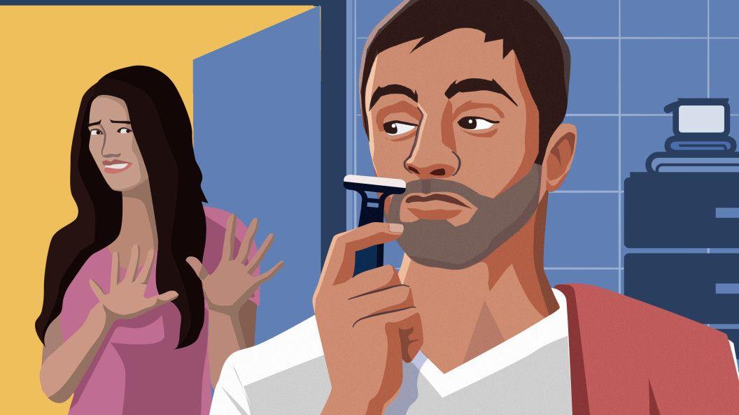 Grooming habits of men that women hate
