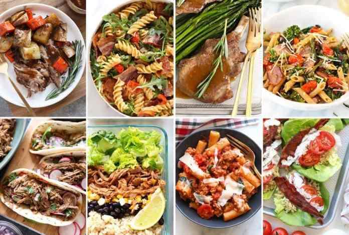healthy dinner ideas with pork