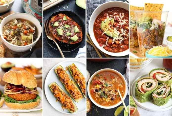 healthy turkey dinner ideas