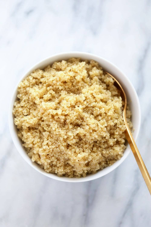 how to cook perfect quinoa actually