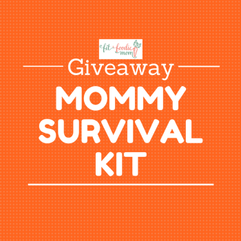 Mommy's Survival Kit Giveaway – 5 Winners!