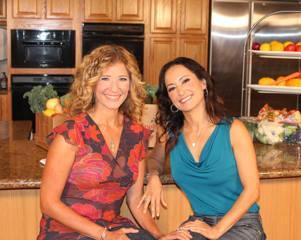 Picture of Lisa Druxman and Mareya Ibrahim