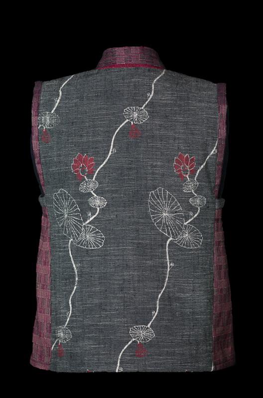 Lily Pad Vest (back)
