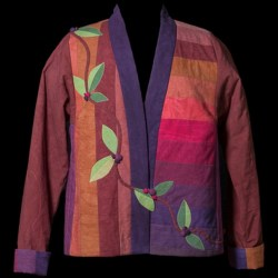Vines & Leaves Tabula Rasa Jacket
