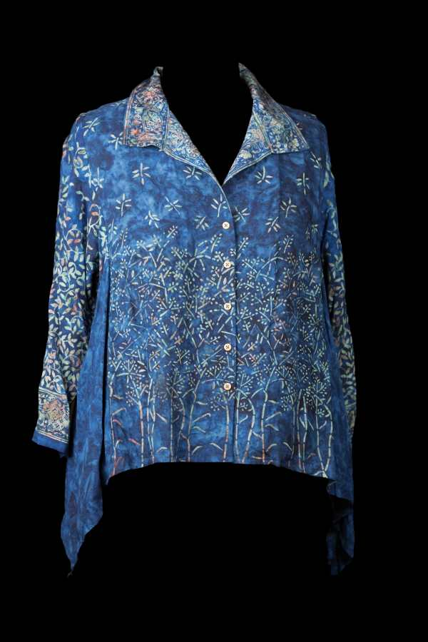 Tabula Rasa Jacket Fit Art Patterns