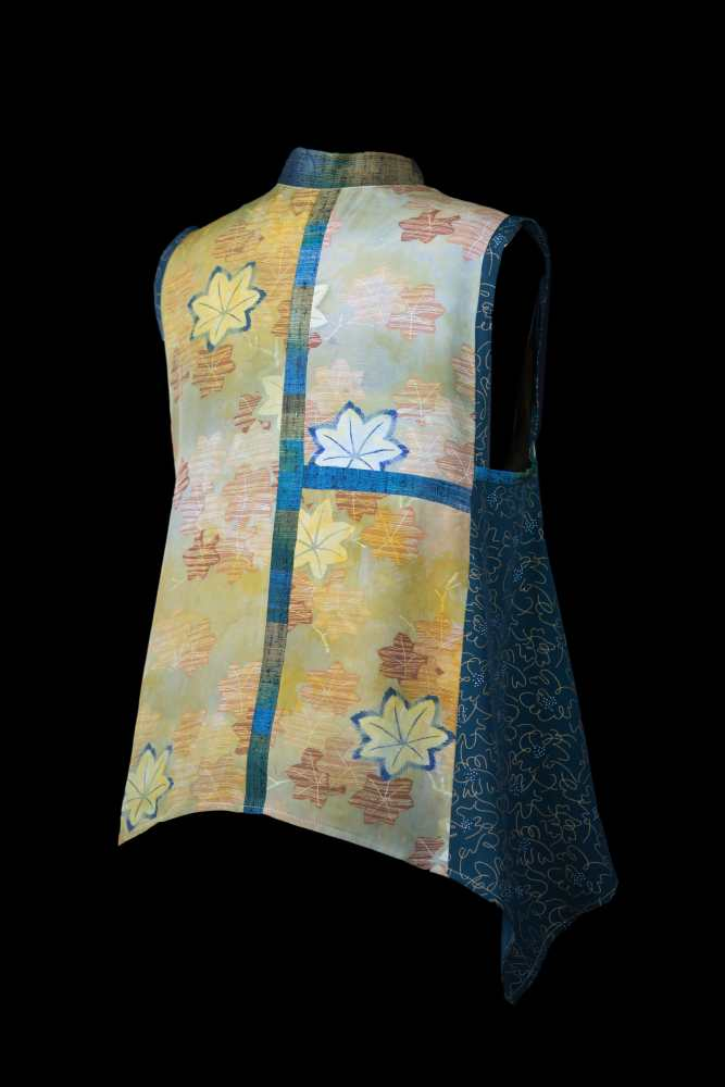 Maple Leaf Vest - back