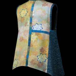 Maple Leaf Vest - back