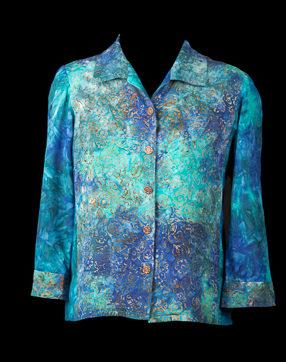 Lake Batik Shirt