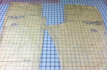 my new pants pattern