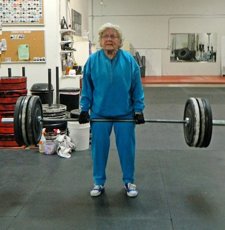 strength training for the elderly  the fountain of youth