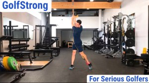 golf strength training program for club head speed