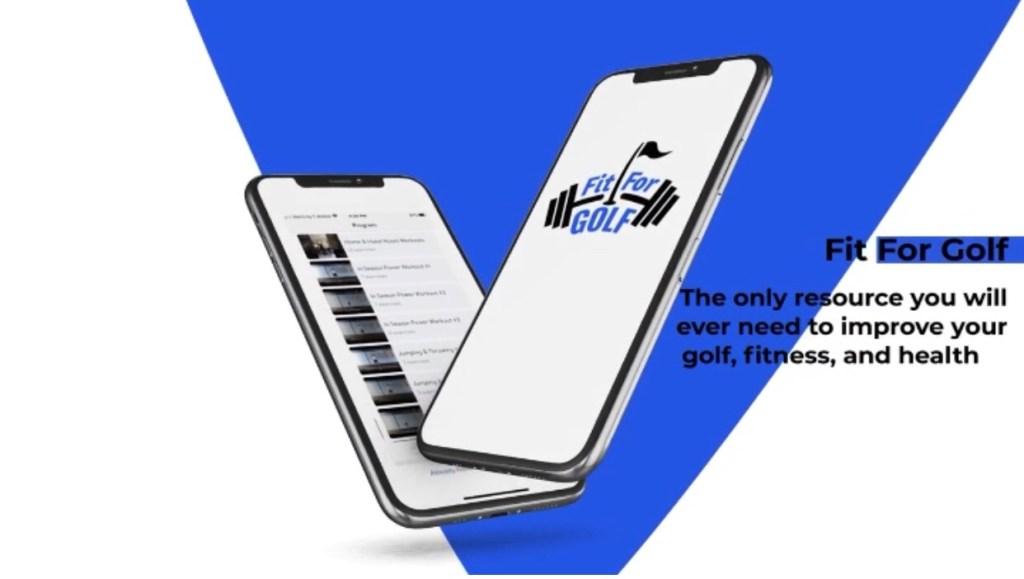Fit For Golf Training Program App