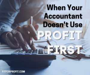 accountant profit first