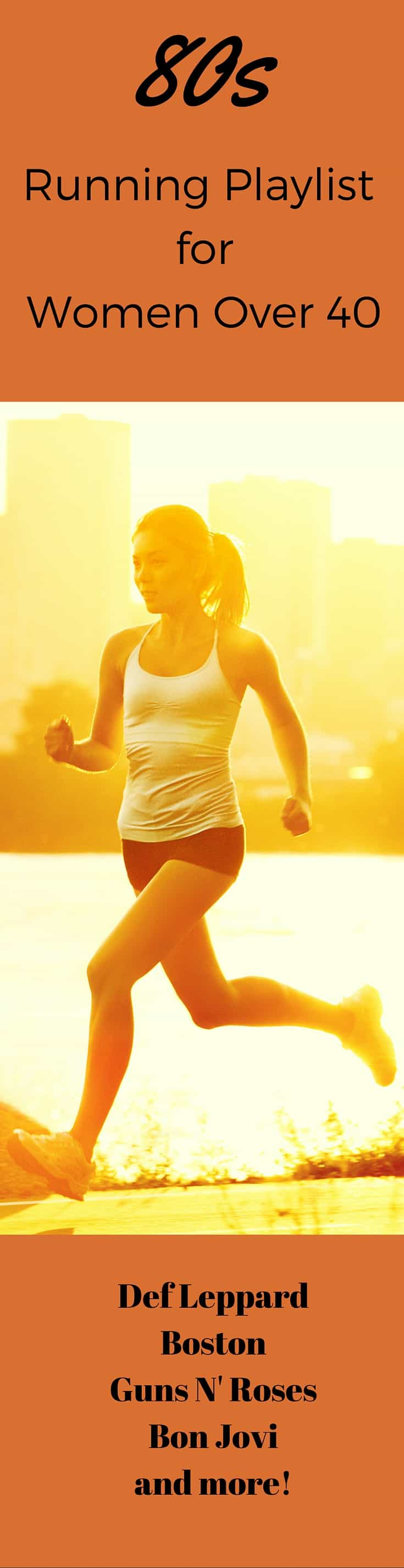 The only running playlist you will ever need.