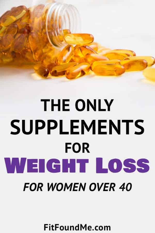 best supplements for weight loss