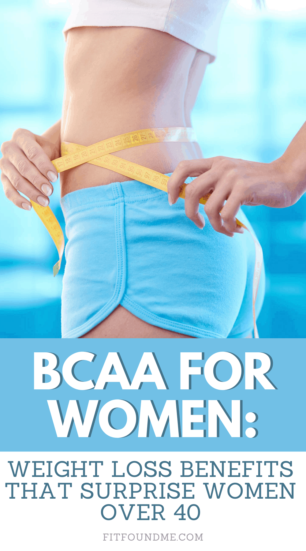 Study after study supports the weight loss benefits of BCAAs for women, and anyone trying to lose weight and live healthily. If you're one of the many women over 40 struggling, don't give up yet, BCAAs could be the magic you've been waiting for. I really like the benefits of BCAA supplements and since making it part of my daily routine I have noticed some positive changes in how I feel. via @fitfoundme