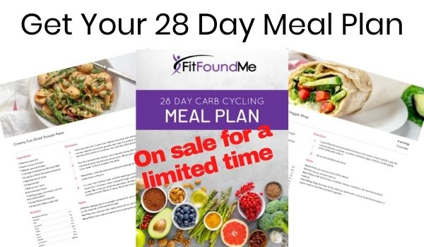 images from meal plan for carb cycling on sale now