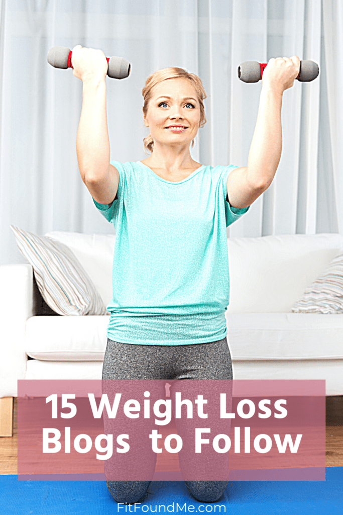 15 weight loss blogs to follow