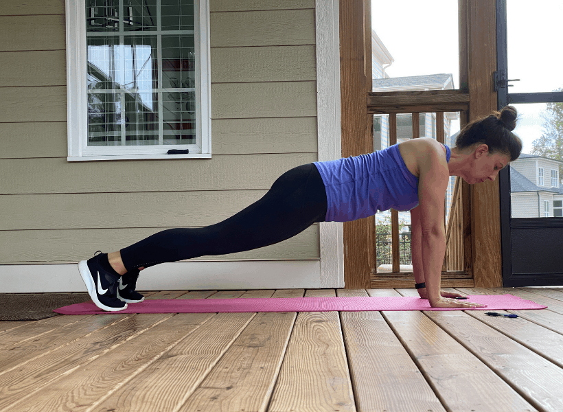 plank exercises for horseback riding