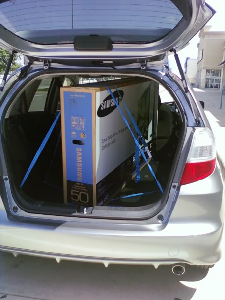 Will A 65 Tv Fit In A Car : Unofficial, Honda, Forums