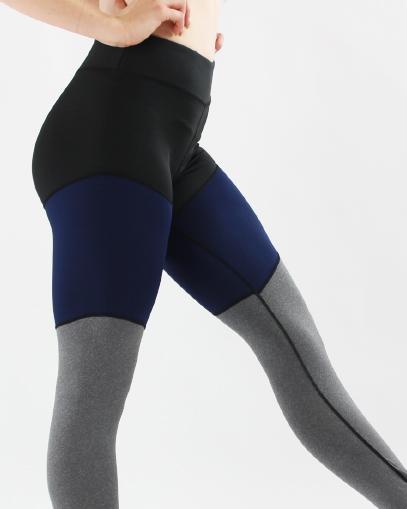 colour block leggings