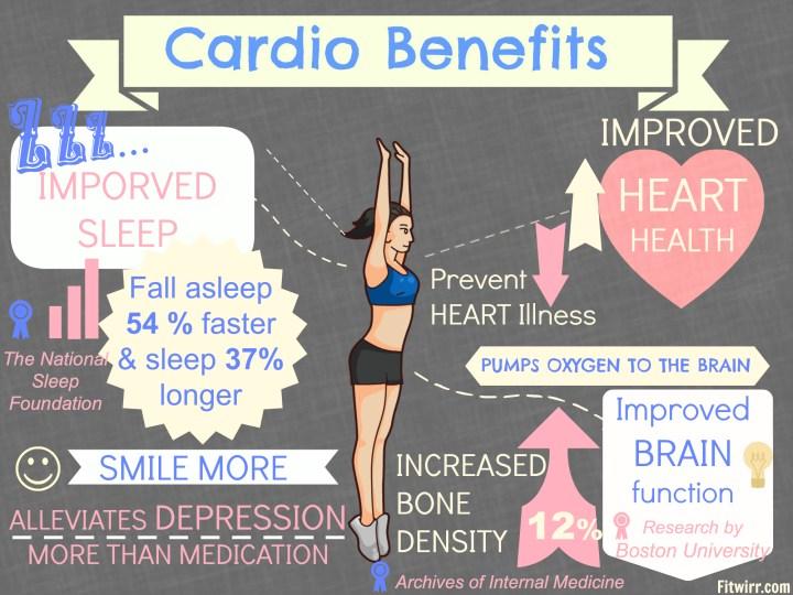 cardio benefits