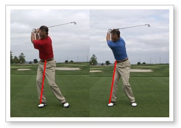 Phases Of The Golf Swing And Exercises For Improvement Part