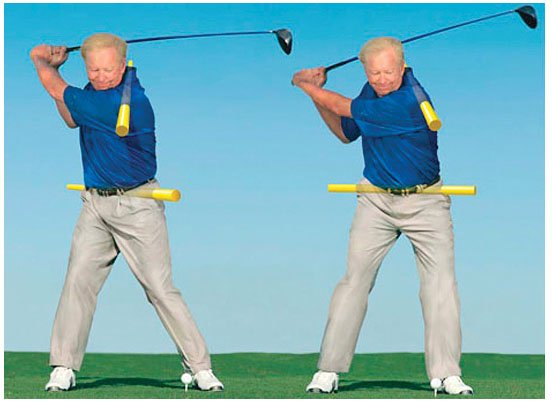 Finding Golf Exercises For Hip Rotation