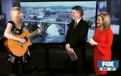 Dawna Stafford Live on Good Day Gotta Hear This FOX 28 Spokane