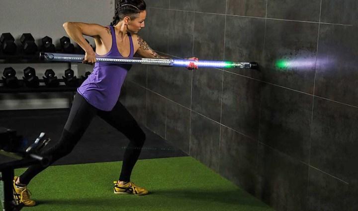Axon fitnessstok op Kickstarter