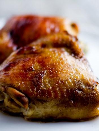 Paleo Hawaiian Chicken Thighs