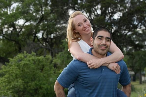 Jordan and her Husband David
