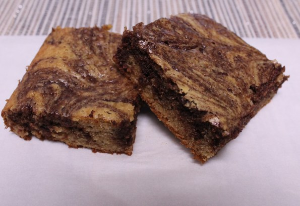 Paleo Cinnamon Swirl Cake Blondies....so delicious!