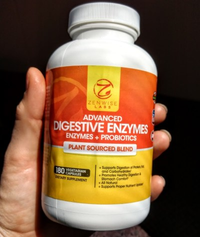 Zenwise Digestive Enzymes