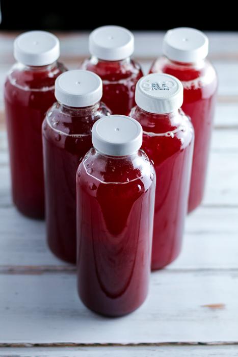 How to Make Blueberry Ginger Kombucha