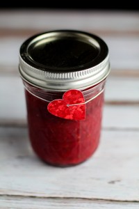 Paleo Strawberry Jam