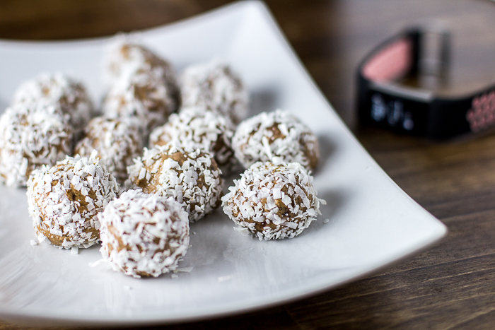 Post Workout Collagen Protein Balls