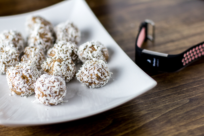 Paleo Post Workout Collagen Protein Balls