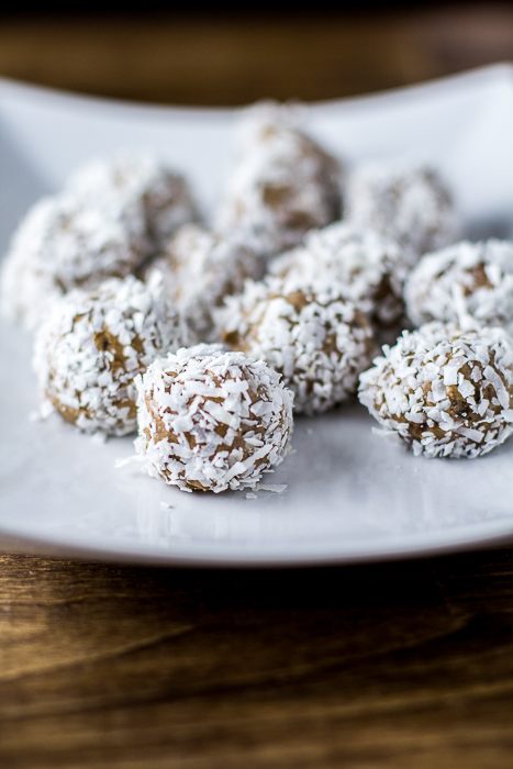 Post Workout Protein Balls with Collagen