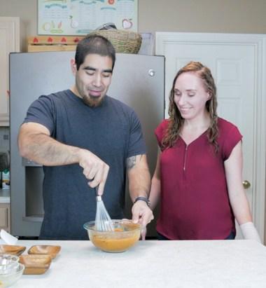 Post-surgery and Mini Pumpkin Pies Video!