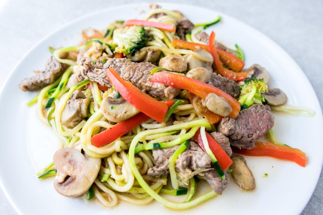 Paleo Beef Stir Fry