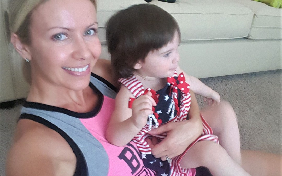 How my workouts changed after having kids