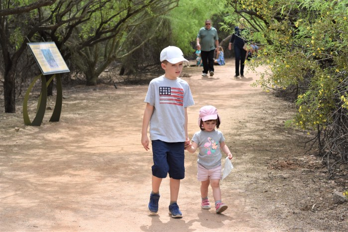 Top 5 family friendly things we love to do in Phoenix