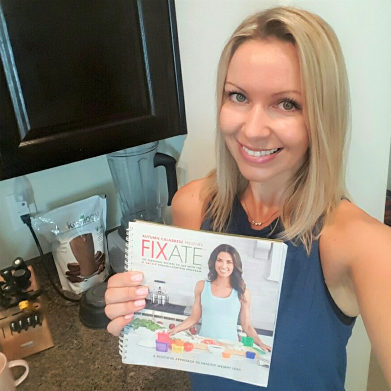 Fixate recipe book giveaway